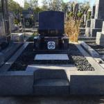 名張市 東山墓園