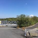 名張市東山墓園にてお墓の点検をしました(17.4.26)