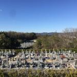 平成29年東山墓園使用者抽選会終了