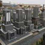 名張市新田の真性寺にてお墓の工事をしました(17.3.6)