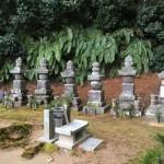 名張市 永福寺にてお墓のリフォームをしました(17.3.10)