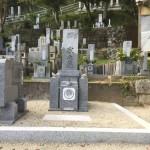 京都府笠置町の勝楽寺にて、お墓を建立しました(17.10.5)