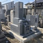 伊賀市上野の大超寺様にてお墓の工事をしました