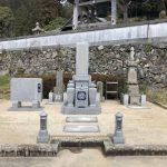 伊賀市古郡の常福寺様でお墓が完成しました