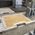 奈良県御杖村の安能寺様で工事(お墓じまい、石碑撤去・解体)をし、返還墓地整理しました